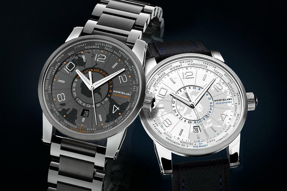 MontBlanc Timewalker Replica Watches
